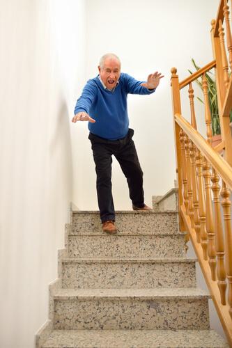 Avoid broken bones at home
