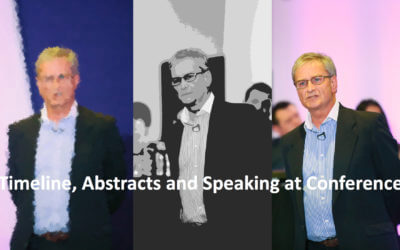 Timeline, Abstracts and Speaking at Conference