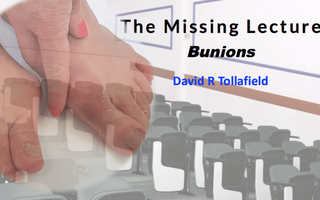 The Missing Lecture