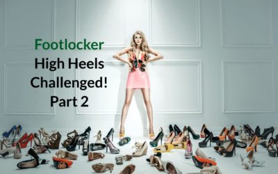 High heels challenged – Part 2
