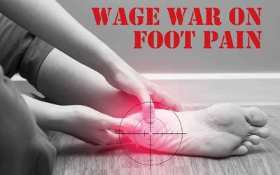 Waging War on Foot Pain
