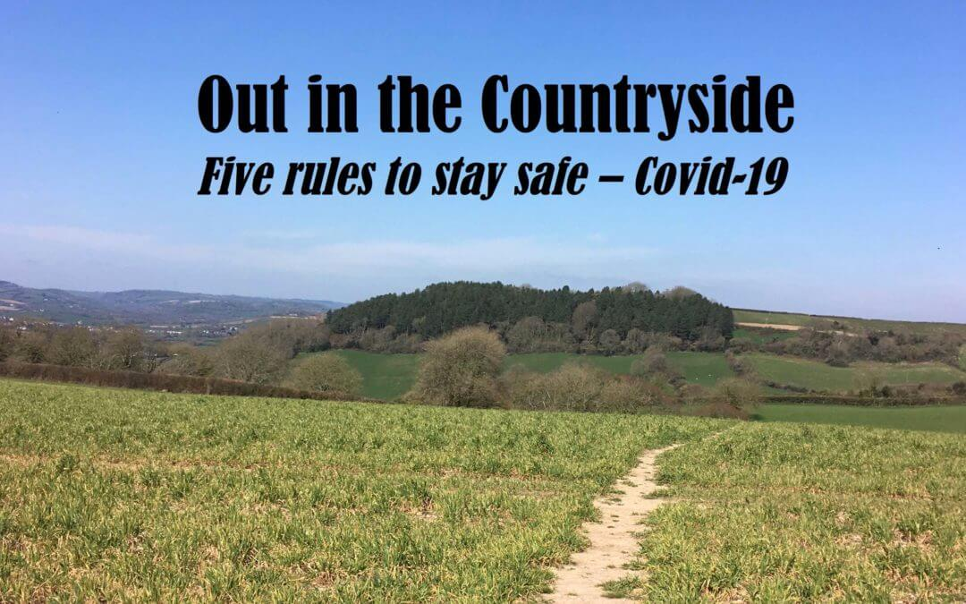 Covid19 and Five Rules of Safety in the Countryside