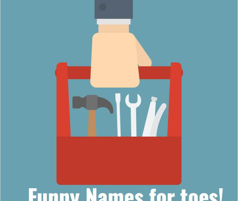Hammer Toe Sounds like it belongs in a Tool Box