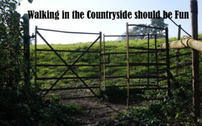 The Dangers of Walking in the Countryside