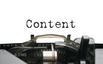 Content series and main topics