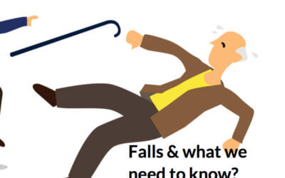 Falls the Elderly and what we all need to know