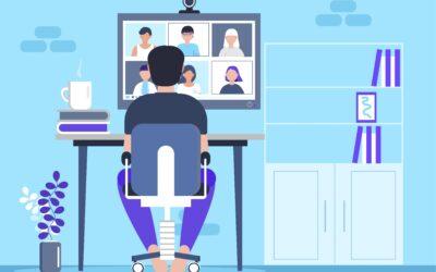 Giving advice on-line as a podiatrist