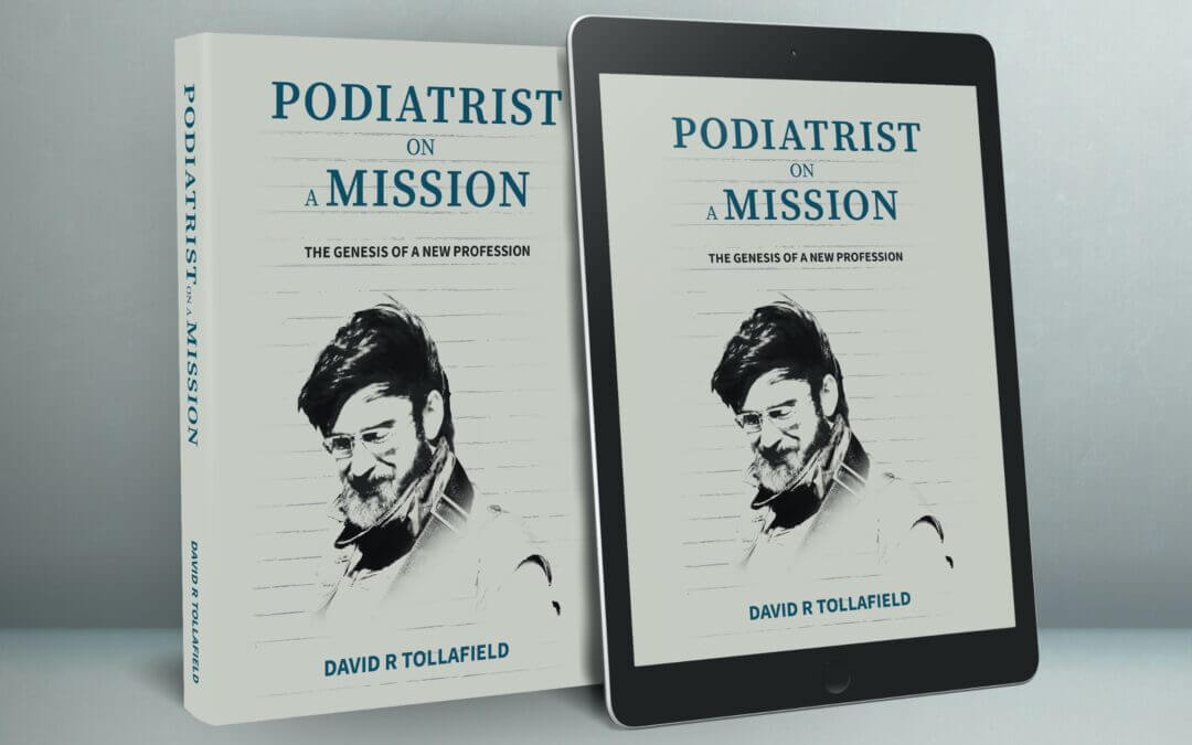 Book Review Podiatrist on A Mission