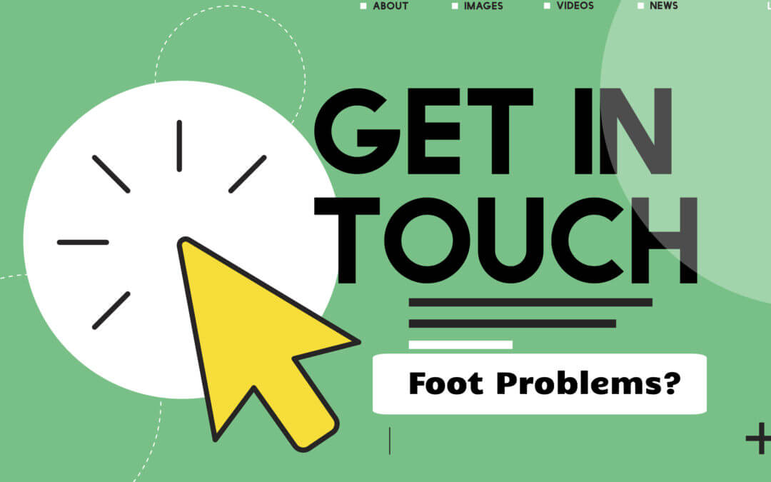 Where do you go for foot problems?