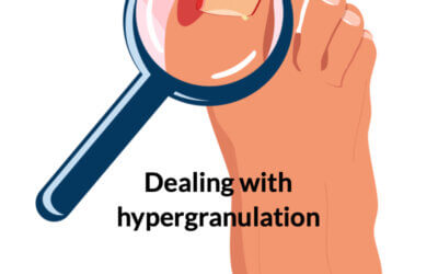 Are chemicals enough for hypergranulation?