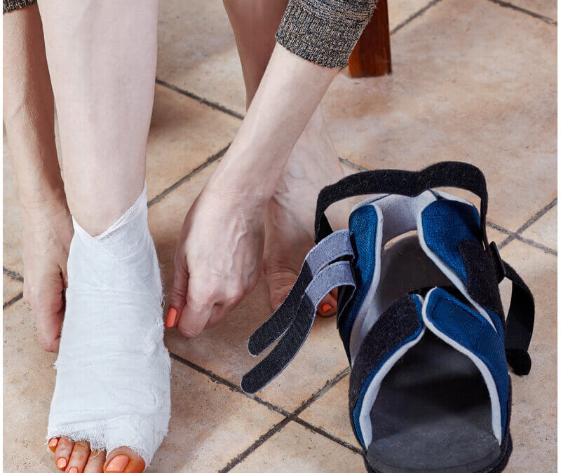 Tales of foot surgery and big toe problems